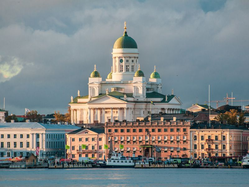 Все самое важное в Хельсинки за 2,5 часа