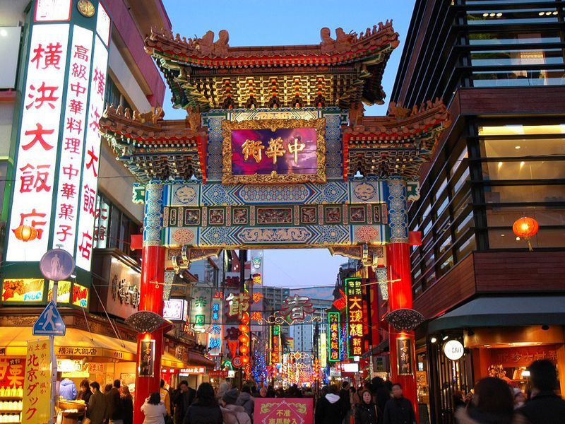 Камакура и Йокогама: из прошлого в будущее