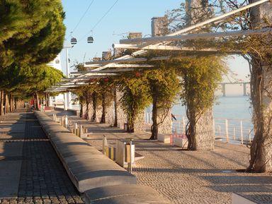 Лиссабон вчера и сегодня