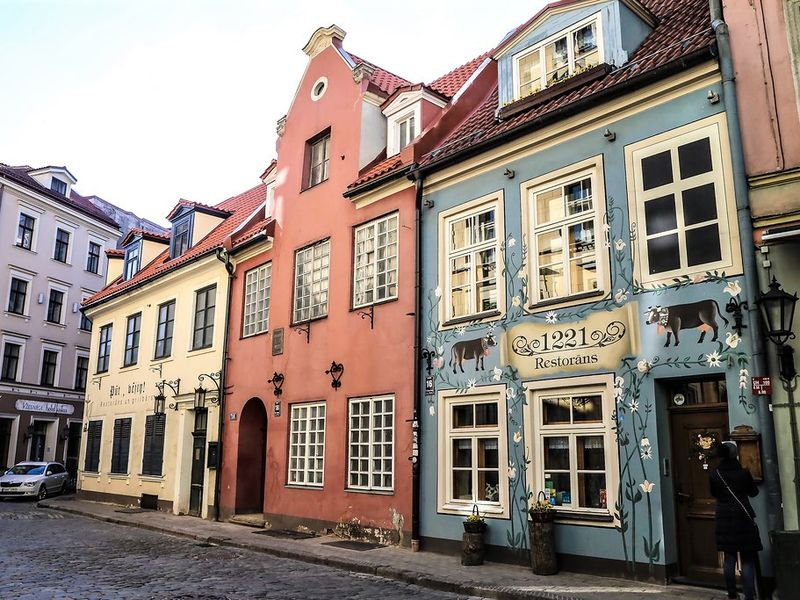 Экскурсия Истории средневековой Риги
