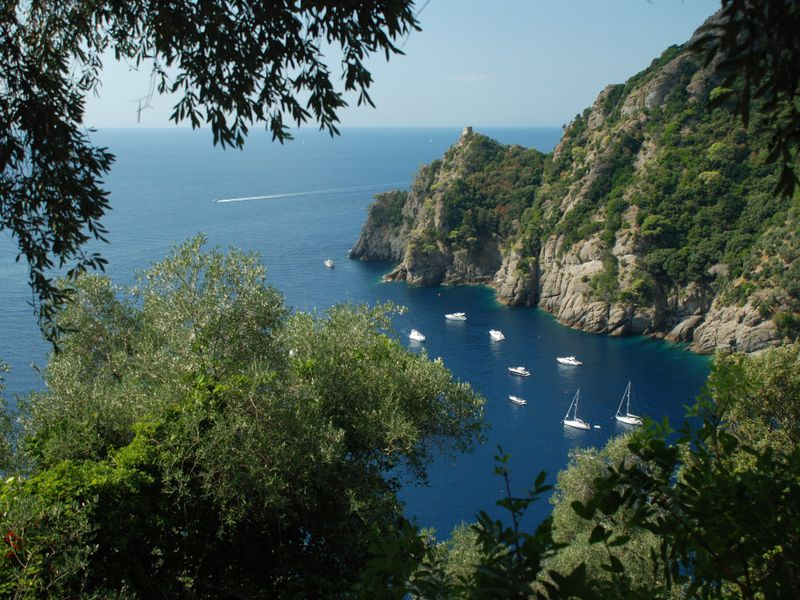 Парк Портофино: прогулка потайным тропам иморской пикник