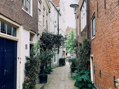 Нетипичный Амстердам: отцентра кжилым кварталам