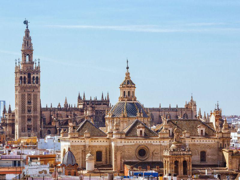 Севильский собор и его великое прошлое