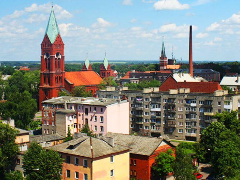 фото с дня города черняховска потом