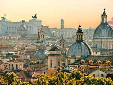 Увидеть Рим и влюбиться