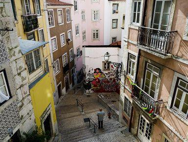 Экскурсии и гиды - Лиссабон
