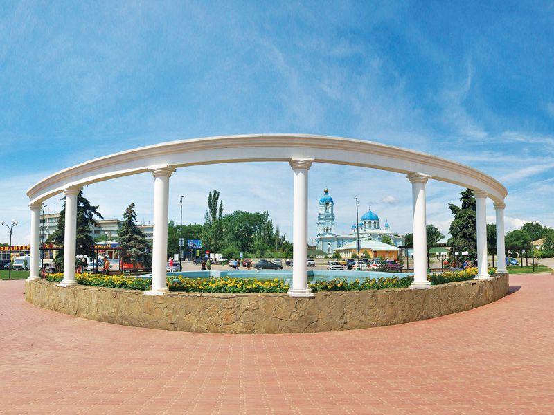 Из Евпатории в Саки — первый курорт Крыма width=