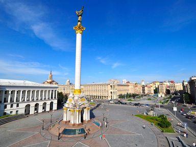 Тайны и легенды подиума Киева — улица Крещатик