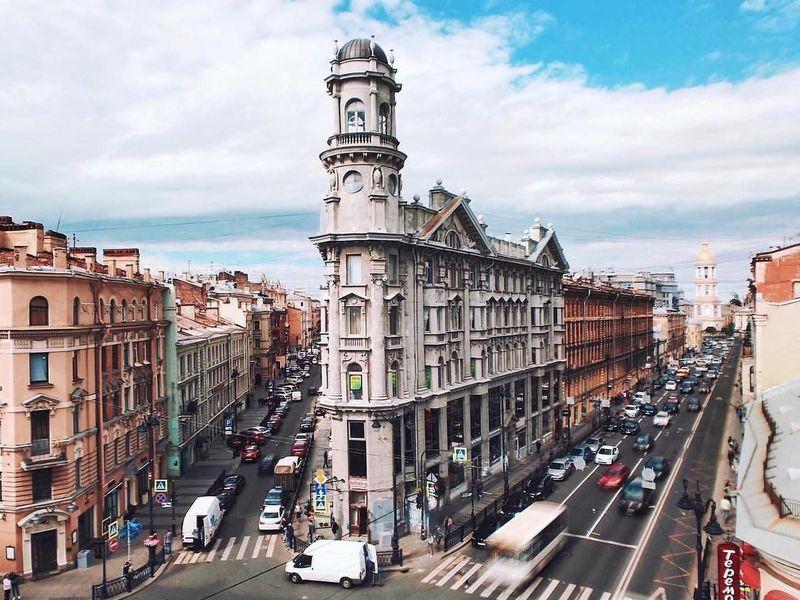 Экскурсия Доходные дома Петербурга: побывать на крышах и внутри (индивидуальная экскурсия)