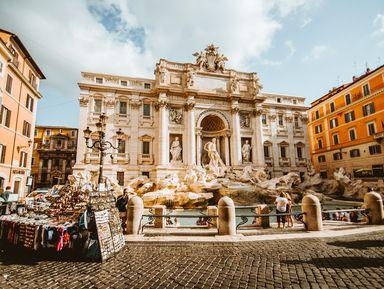 Рим: первые впечатления о Вечном городе