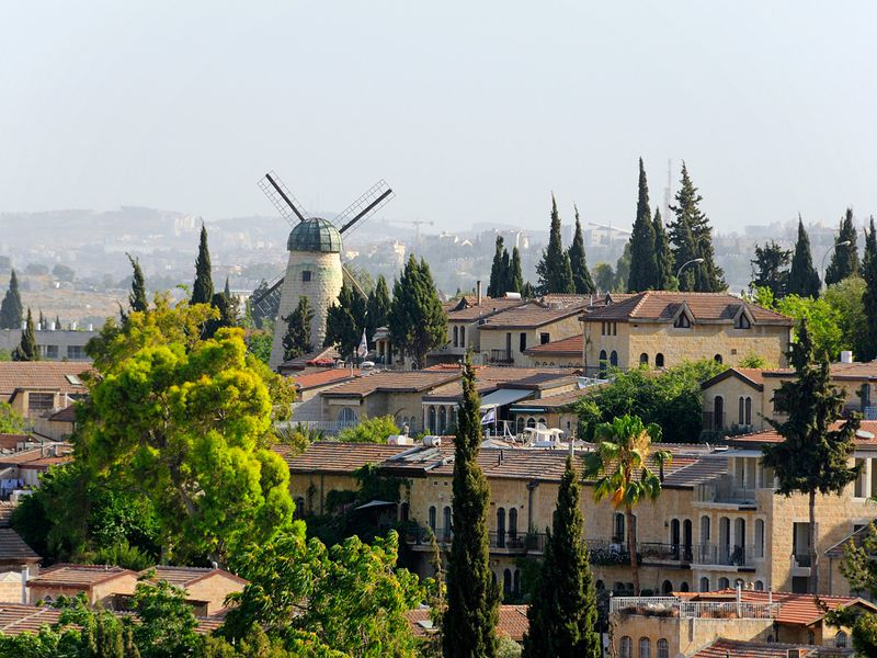 Экскурсия Иерусалим за пределами крепостных стен