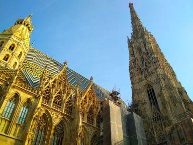 Экскурсии и гиды - Вена
