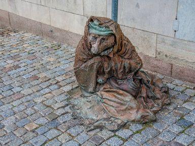 Стокгольм и его необычные памятники