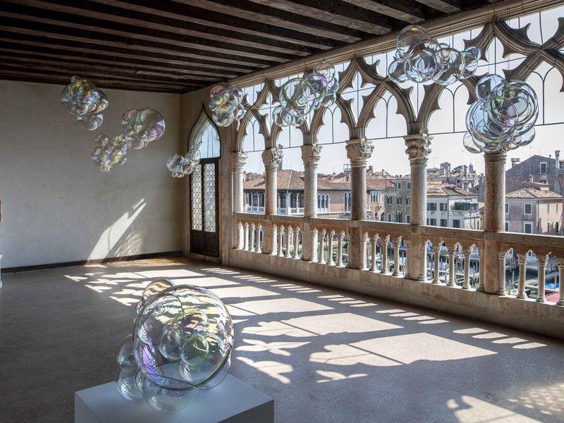 Экскурсия Современное искусство вВенеции: марафон повыставкам Биеннале