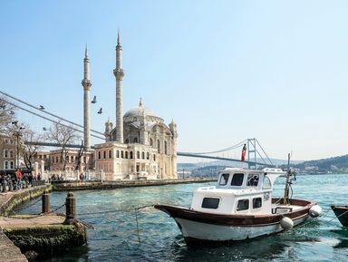 Стамбул и Босфор — вечный дуэт