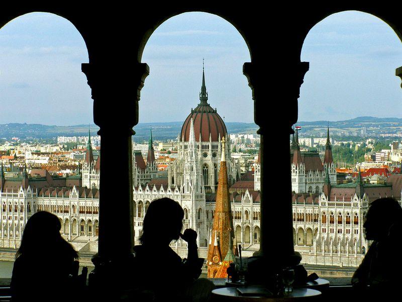 Экскурсия Сладкий Будапешт