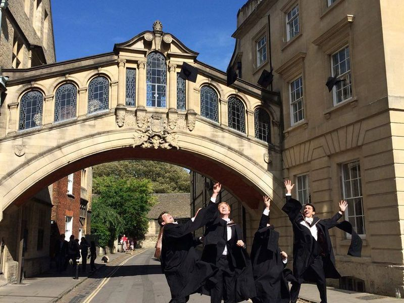 Экскурсия Путешествие в Оксфорд