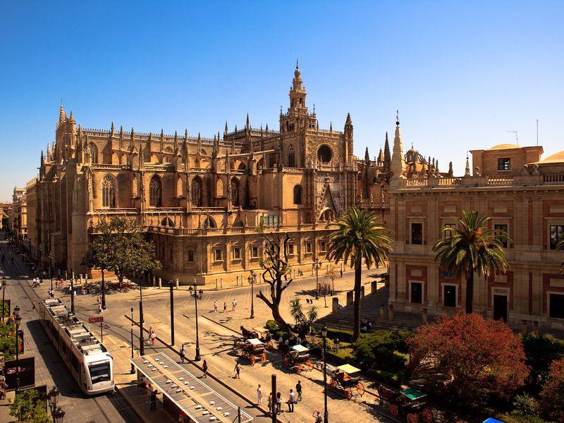 Экскурсия Обзорная экскурсия по Севилье