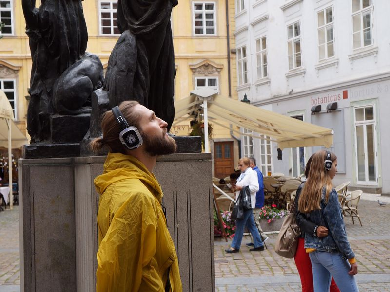 Экскурсия Спектакль-променад по магической Праге