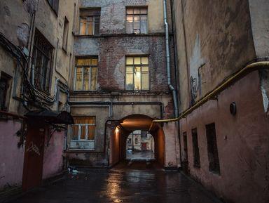 """Экскурсия """"Неформальный Петербург"""": фото"""