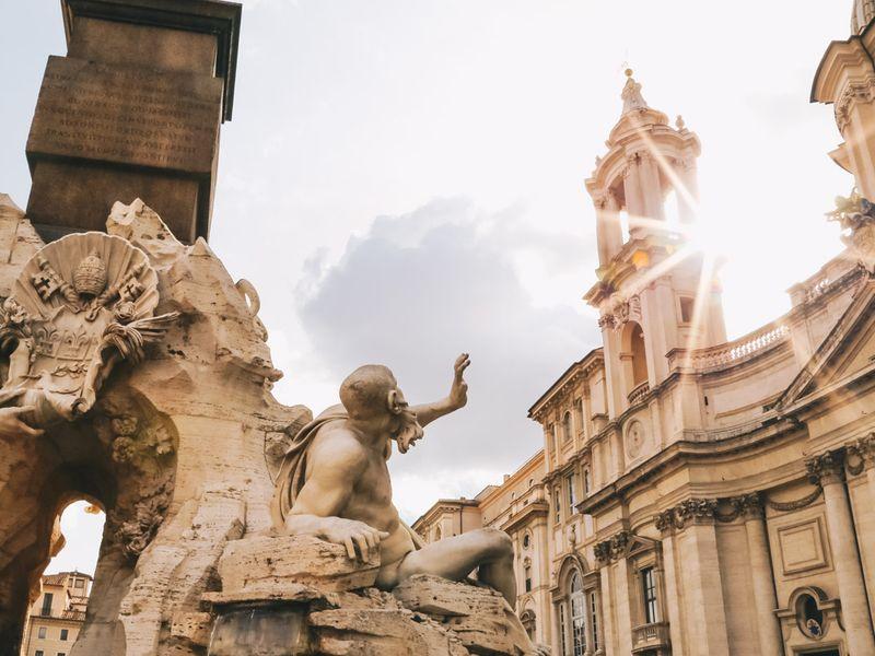 Экскурсия Римские легенды классического маршрута