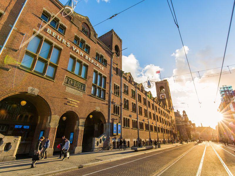 Амстердам— первое свидание