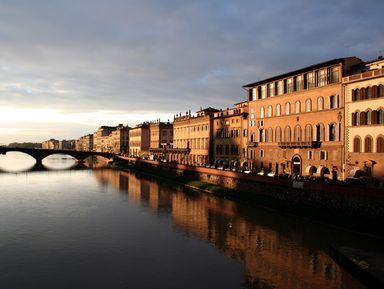 Ежедневная прогулка по Флоренции