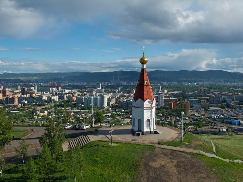 Touren in Krasnojarsk xcourse.me