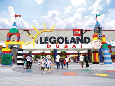 Билеты в парк LegoLand