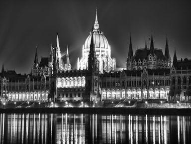 Три жемчужины Будапешта