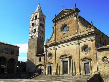 Прогулка по Витербо и Папские термы за один день