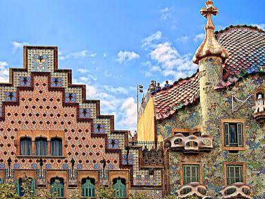 Онлайн-прогулка по Барселоне: дома Гауди и другие шедевры модерна