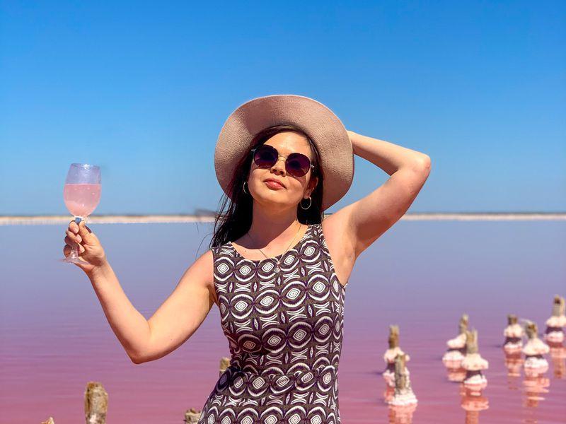 Фотопутешествие к Розовому озеру! width=