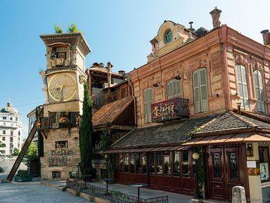 «Тбилиси— это что-то другое»