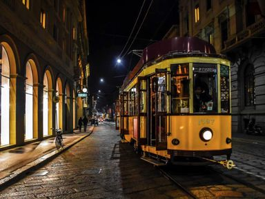 Огни Милана: вечерняя прогулка намотоцикле