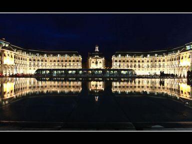 Манящий и чарующий город Бордо