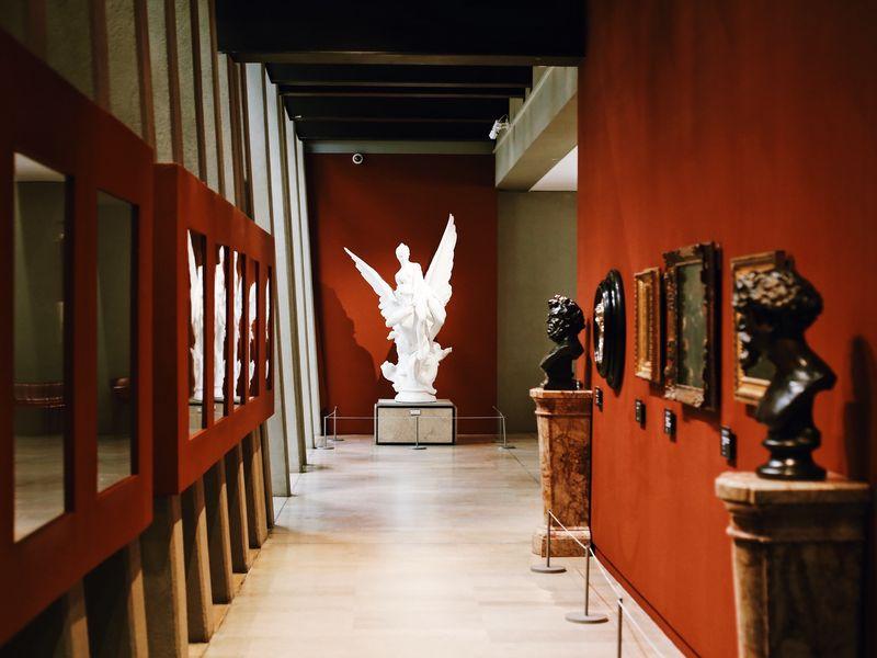 Экскурсия Музей д'Орсе и его скандальные шедевры