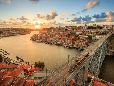 Лучшие смотровые площадки Порту