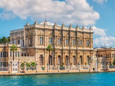 Три сокровища Стамбула
