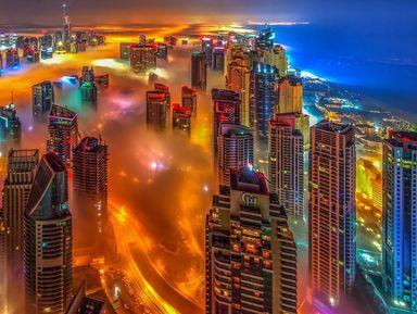 Дубай — будущее в настоящем