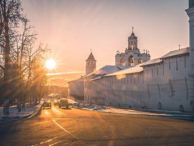 Древний Ярославль, устремлённый в будущее
