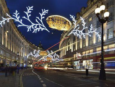 Экскурсия в Лондоне: Regent St – торговая, королевская и грациозная