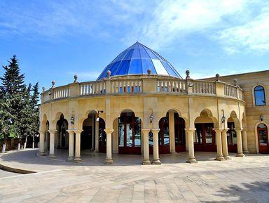 Неизведанные окрестности Баку