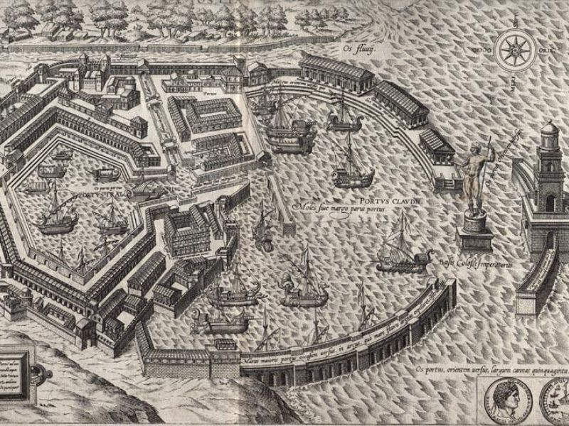 Экскурсия Древняя Остия — «вторые Помпеи»