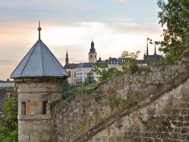 Обзорная экскурсия по Люксембургу