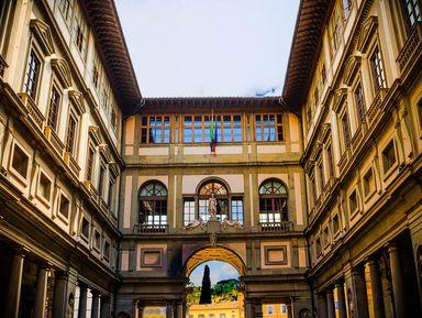 Галерея Уффици: от готики до барокко