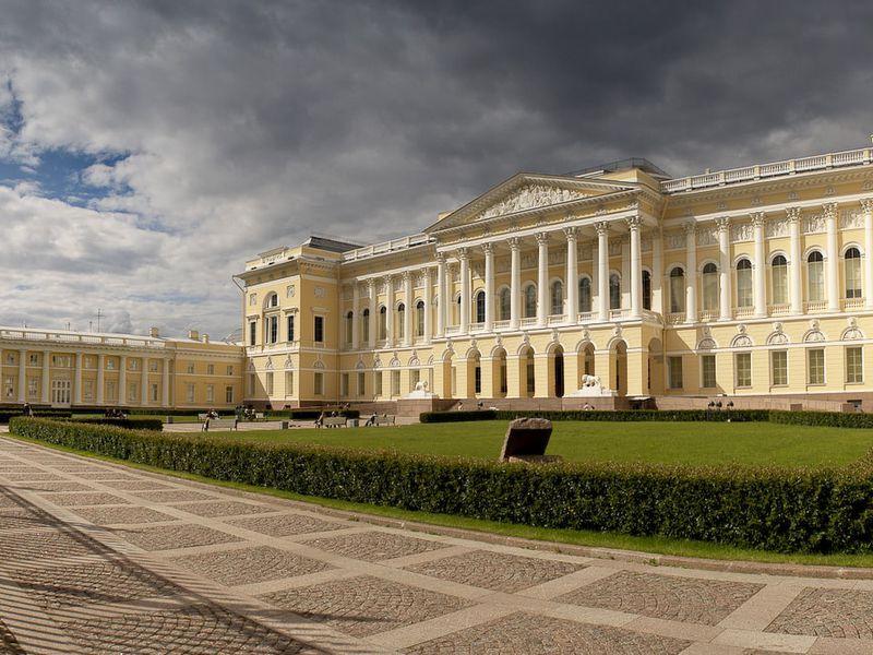Экскурсия Дворцовый Петербург