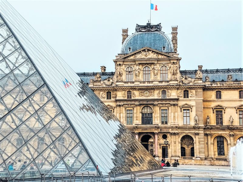 Экскурсия Лувр в первый раз