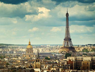 Экскурсия : Ежедневная прогулка по Парижу