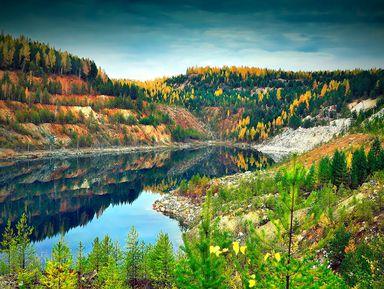 Екатеринбург-Невьянск-Реж: золотые места иСамоцветная полоса Урала